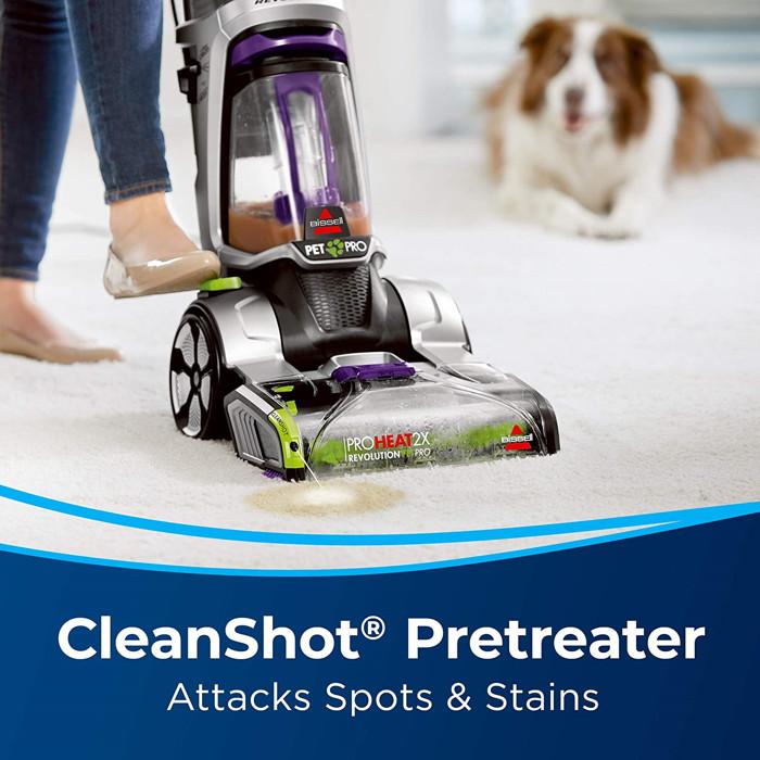 Bissell ProHeat 2X Revolution Pet Pro Rug Cleaner