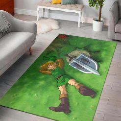 A Link to the Past Zelda L Rug