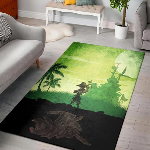 Jak And Daxter Rug