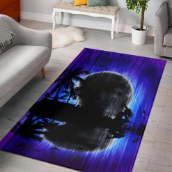 Kingdom Hearts Riku Rug