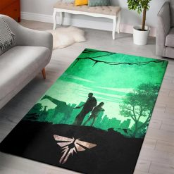 Zelda Last of Us Rug