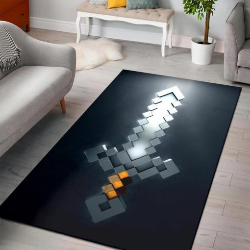 Minecraft Lapislazuli Rug