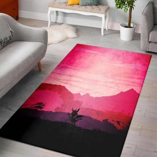 Spyro of Zelda Rug