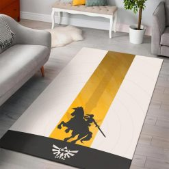 Zelda Twilight Princess Rug