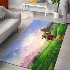 Zelda Ocarina of Time 3D Rug