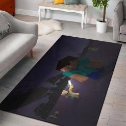 minecraft cosmos rug