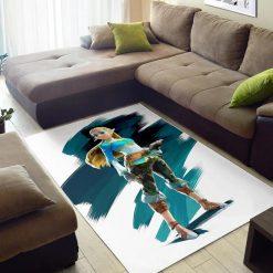 Legend Zelda Breath Prince