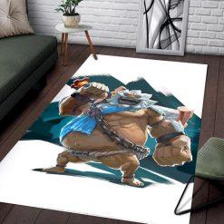 Legend Zelda Breath Daruk Rug