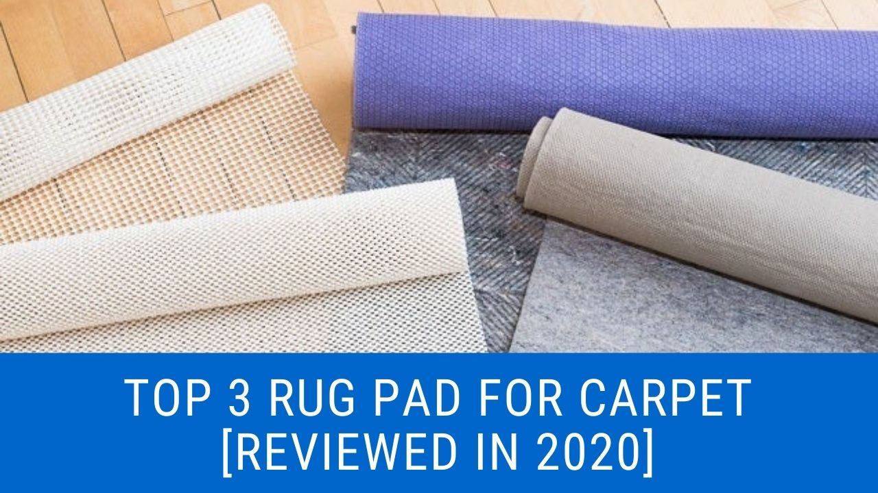 Rug Pad For Carpet
