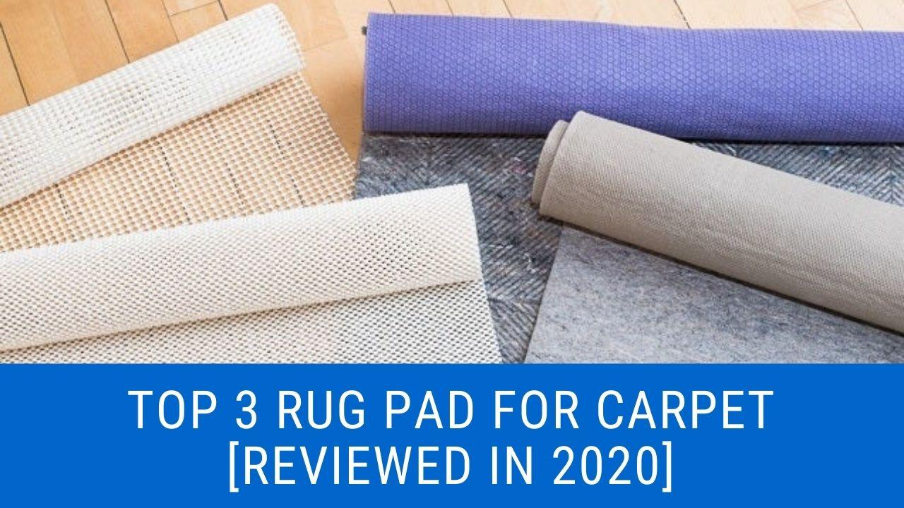Rug Pad For Carpet