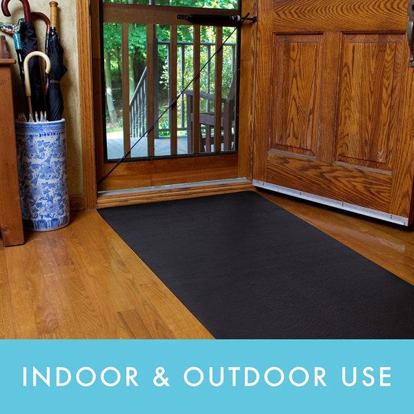 best entry rug for hardwood floor