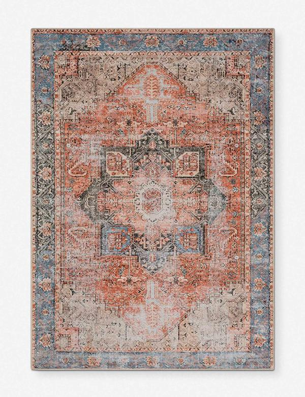 Top 10 Vintage Area Rug Best-selling In 2020