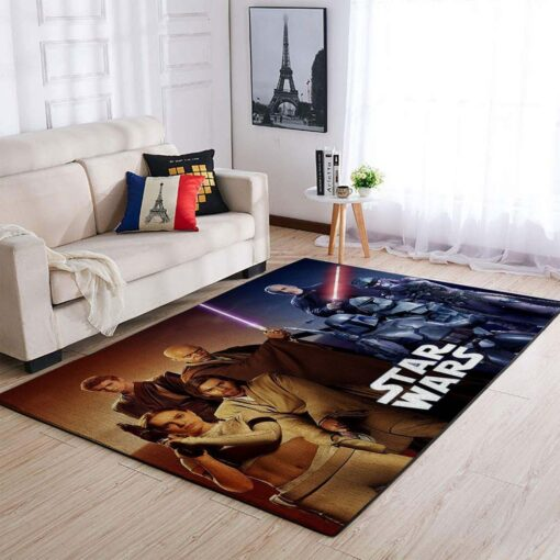 Star Wars Characters Rugs