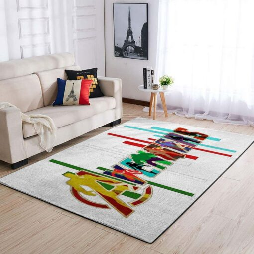 The Avengers Letters Rug