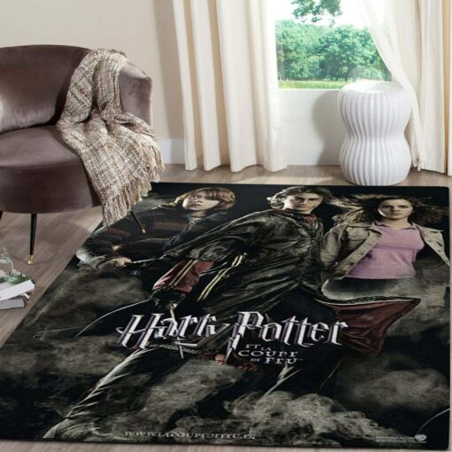 Harry Potter Characters Rug