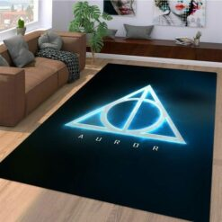 Auror Harry Potter Rug