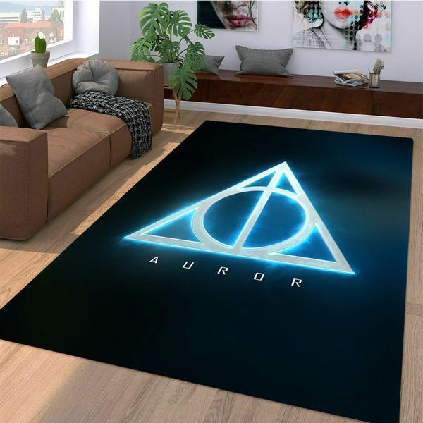 Auror Harry Potter Rug