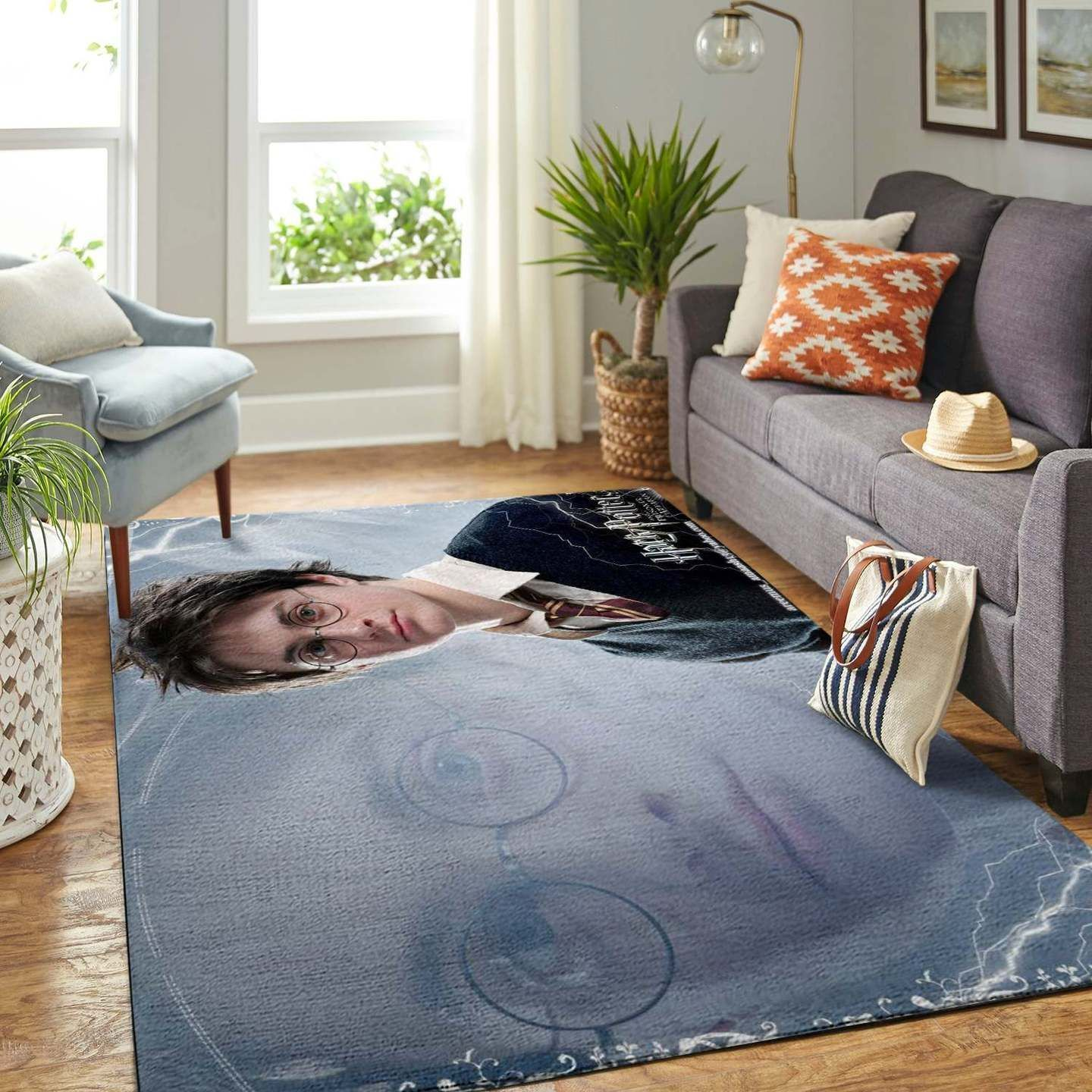Daniel Radcliffe Harry Potter Rug
