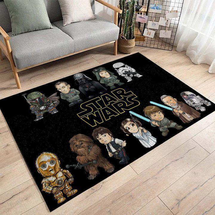 Characters Star Wars Rug