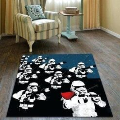 Star Wars Stormtrooper Rug