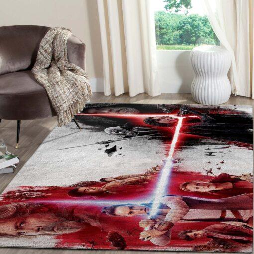 Star Wars Force Awakens SuperHero Rug