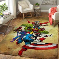 Avengers Superhero Rug