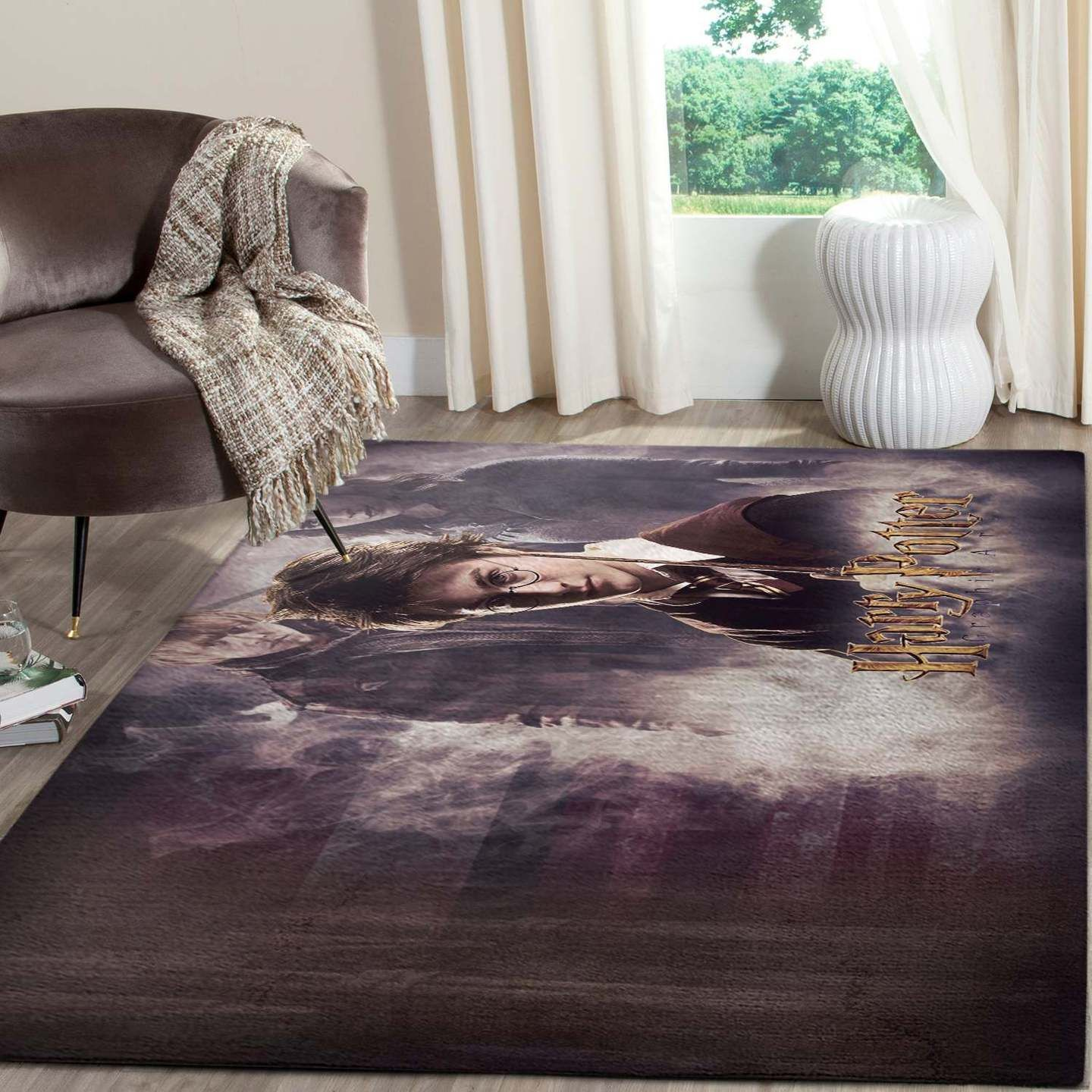 Witch Harry Potter Rug