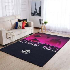 Marvel Superhero Rug