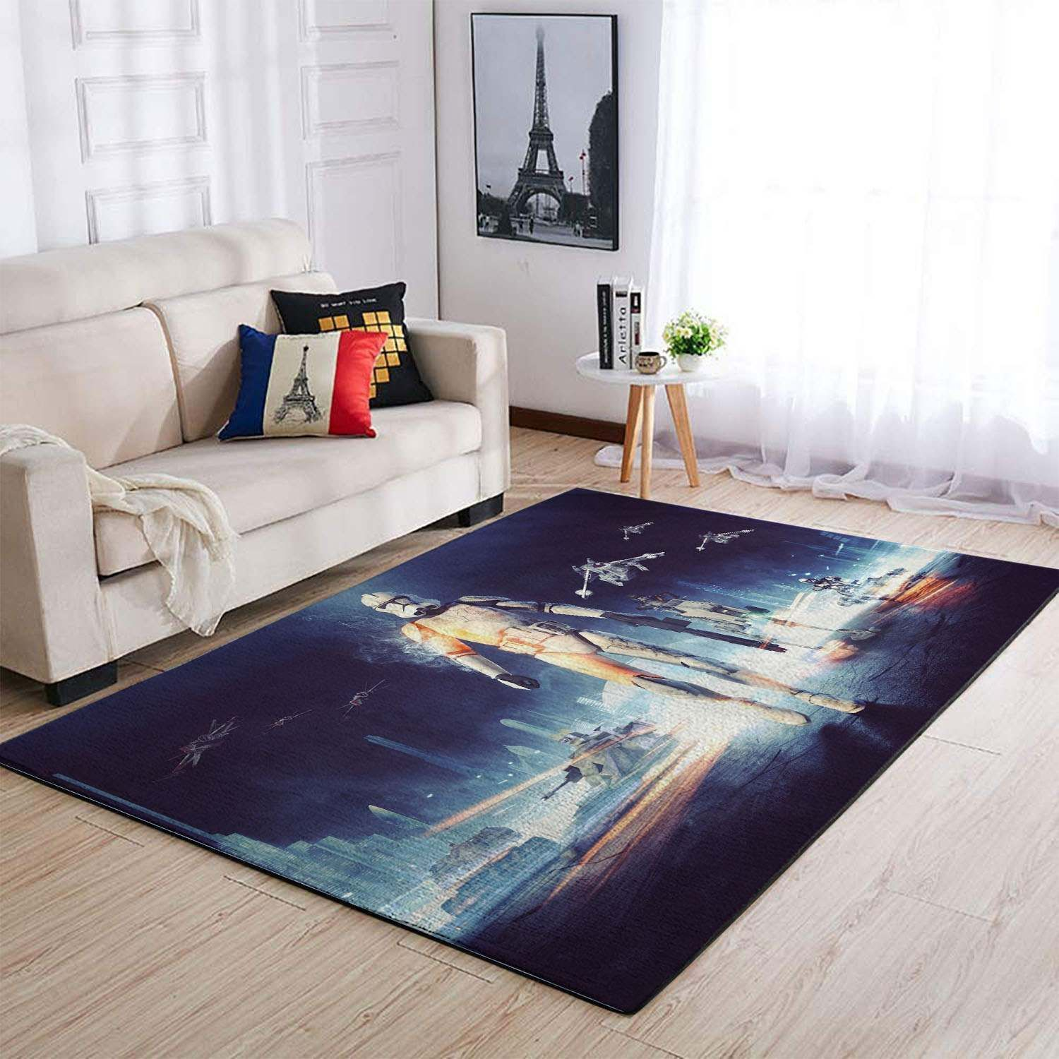 Clone Trooper Star Wars Rug