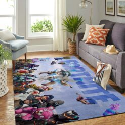 Epic Games Fortnite Area Rug