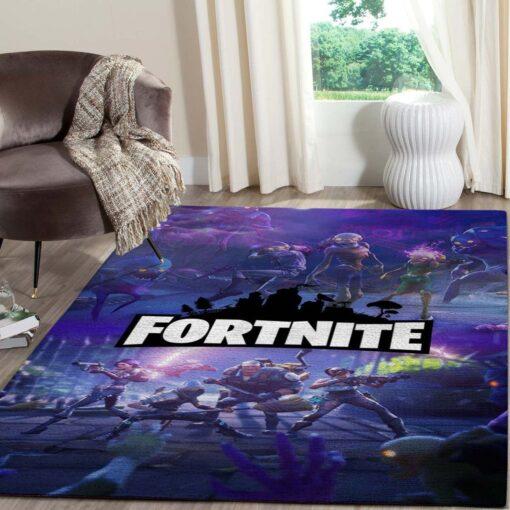 Fortnite Battle Royale Gaming Area Rug