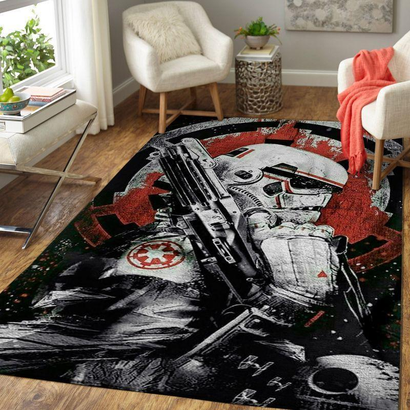 Storm Trooper Star Wars Rug