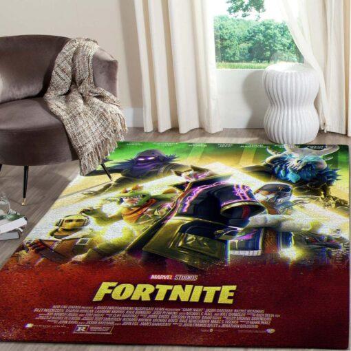 Drift Fortnite Gaming Rug
