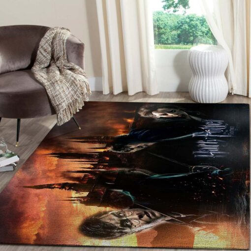 Harry Potter Movies Area Rug