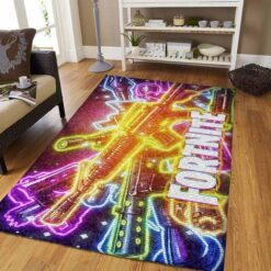 Assault Rifle Fortnite Rug