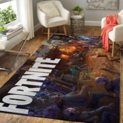 Fortnite Epic Game Rug