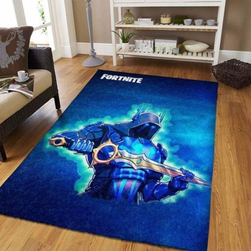 Ice King Of Fornite Rug