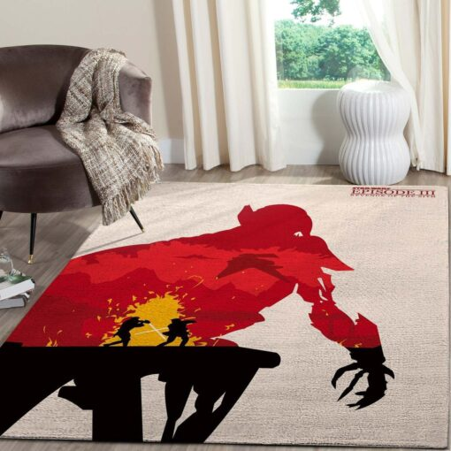SuperHero Star Wars Rug