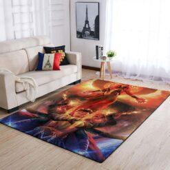 Doctor Strange & Scarlet Witch Avengers Rug