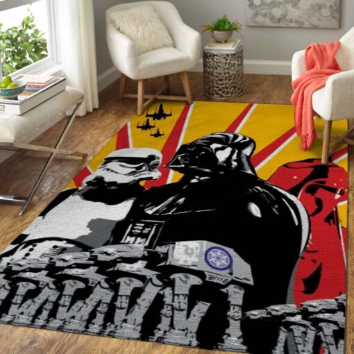 Star Wars SuperHero Rug