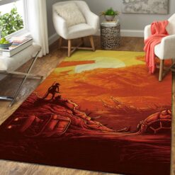Star Wars The Force Awakens Rug