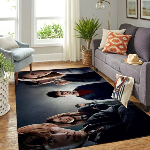 Harry Potter And Friends RugHarry Potter And Friends Rug