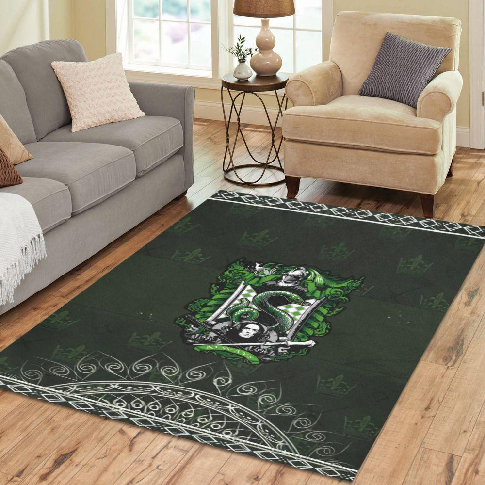 Harry Potter Emblem Snake Rug
