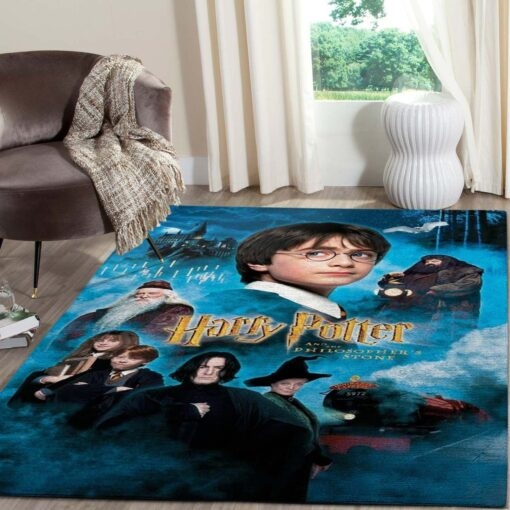 Harry Potter And The Philosopher's Stone Rug