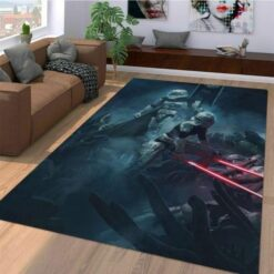 The First Order Star Wars Rug