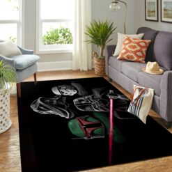 Vader And Stormtroopers Star Wars Rug