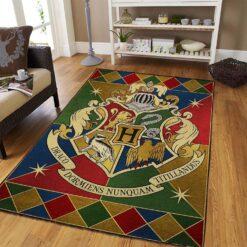 Emblem Hogwarts Harry Potter Rug