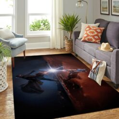Star Wars Rise of Skywalker Rug