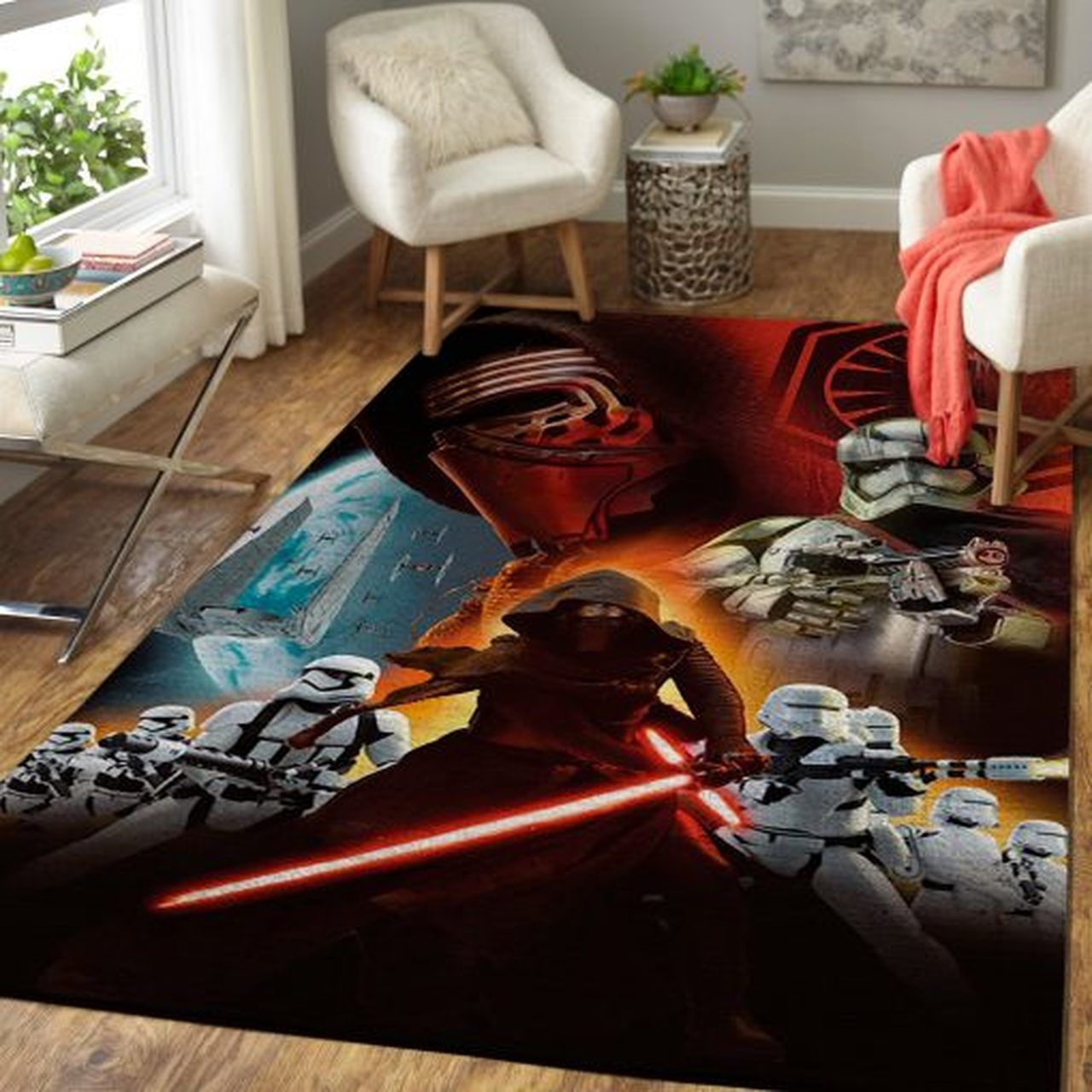 The Force Awakens Star Wars Rug