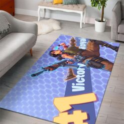 Assault Trooper Fortnite Rug
